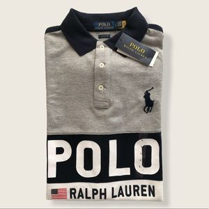 POLO RAPLH LAUREN CLASSIC FIT (L)